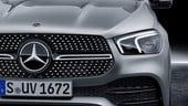 Nuova Mercedes GLE Coupé, colpo di coda rivisto