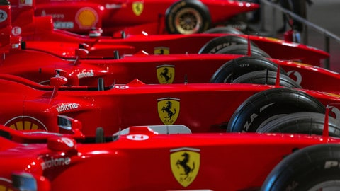 Ferrari: Finali Mondiali, il portfolio