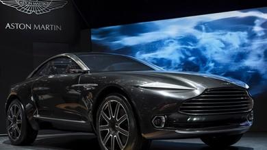 Aston Martin, DBX arriva a fine 2019 poi le Lagonda elettriche