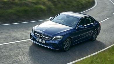 Nuova Mercedes Classe C, inizia il viaggio verso il 2021