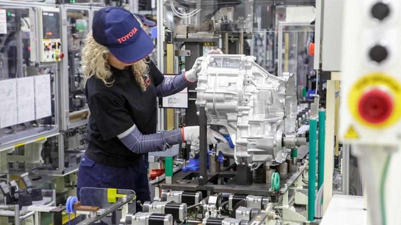 Toyota: nuove trasmissioni per Corolla e C-HR