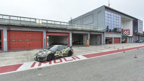 Porsche Club Interseries portfolio