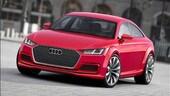TT diventa grande, la sportiva Audi sarà Sportback