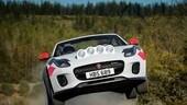Jaguar F-Type Rally, di traverso rispolvera le origini