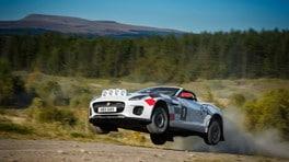 Jaguar F-Type Rally: foto