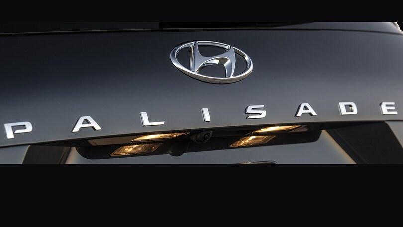 Palisade, l'ammiraglia Hyundai sarà un SUV a otto posti