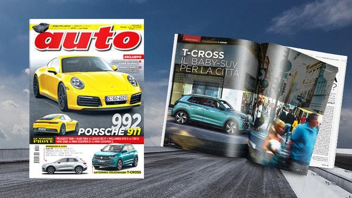 Il nuovo numero di Auto, in edicola dal 15 novembre