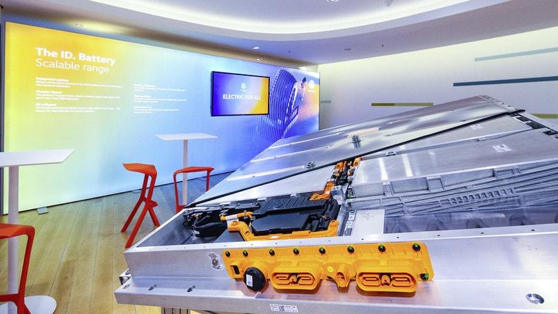 Volkswagen, con SK I è poker di fornitori per le batterie