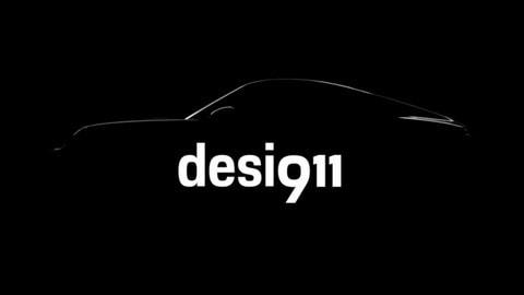 Porsche 911 (992), primo teaser ufficiale