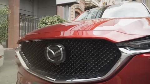 Mazda CX-5, la raffinatezza della semplicità