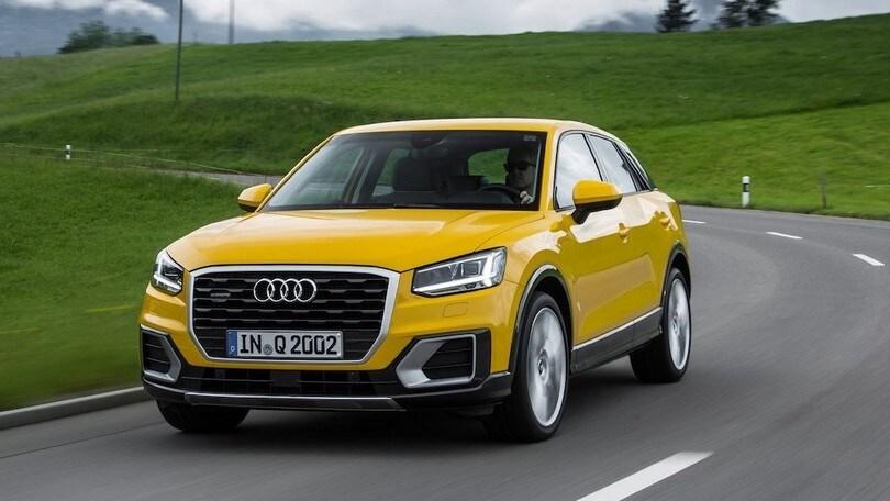 Audi Q2 e-tron, inizia lo sviluppo