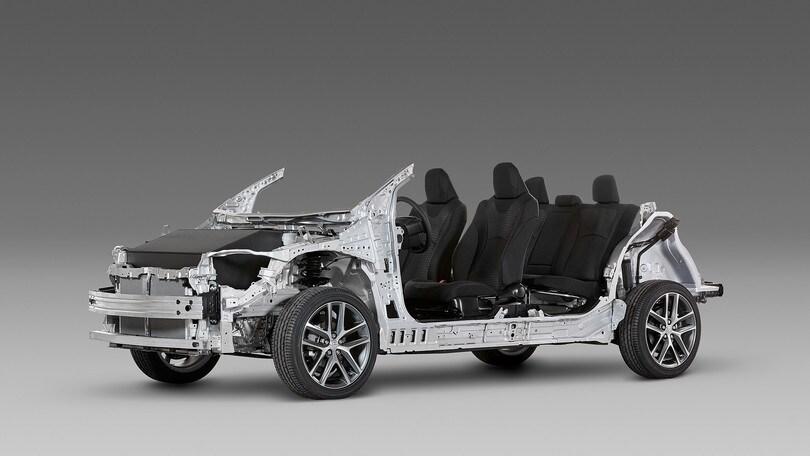 Toyota la nuova piattaforma per il ritorno di Corolla
