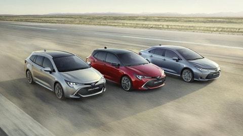 Toyota Corolla Sedan: foto