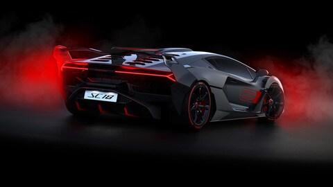 Lamborghini SC 18 Alston: foto