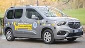 Opel Combo Life, amico dell'ENPA con Pet Lovers Edition