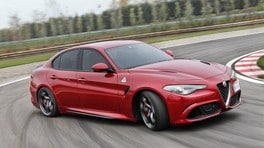 Accademia di Guida Alfa Romeo: video