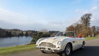 Aston Martin elettrifica le sue classiche