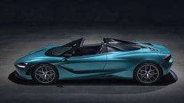 McLaren 720S Spider: scoperta, leggera e velocissima