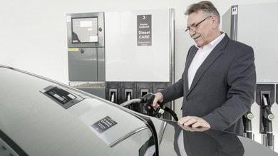 Bosch, diesel riciclabile per abbattere le emissioni