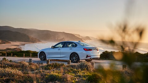 Nuova BMW Serie 3: foto