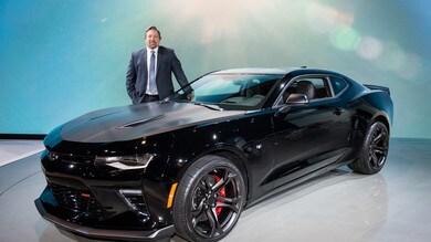 General Motors affida le elettriche al papà di Camaro