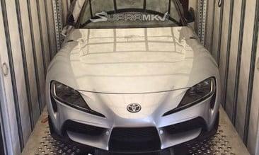 Toyota Supra, prima immagine