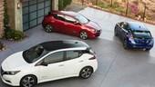 Nissan Leaf 60 kWh, probabile debutto al CES 2019