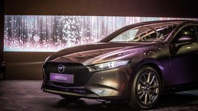 Mazda3, design costruito con la luce