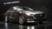 Svolta Mazda3, un design figlio della luce