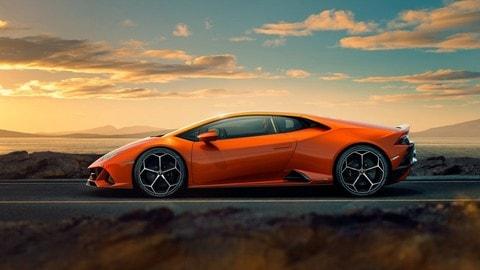 Lamborghini Huracan Evo: foto