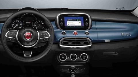 Fiat 500 Mirror Cross: foto