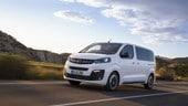 Nuova Opel Zafira Life, a tutto spazio. Elettrica nel 2021