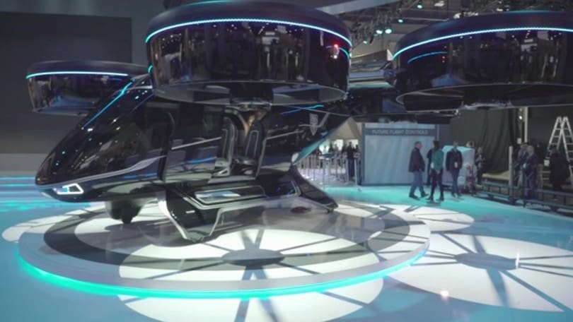 Bell Nexus al CES 2019