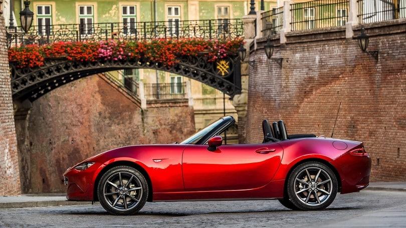 Mazda MX-5, serie speciale per i 30 anni