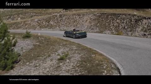 VIDEO   Ferrari Monza SP1 SP2: Driving Pleasure