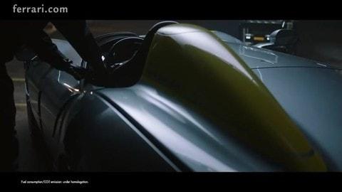 VIDEO   Ferrari Monza SP1 SP2: Elegance