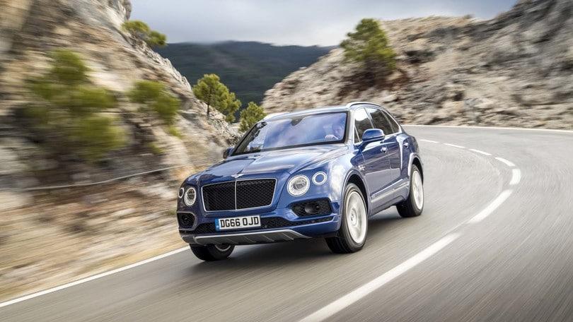 Bentley Bentayga Speed, sfida lanciata all'Urus