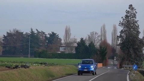 VIDEO: Fiat 500X Urban, la prova