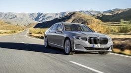 BMW Serie 7 restyling: foto