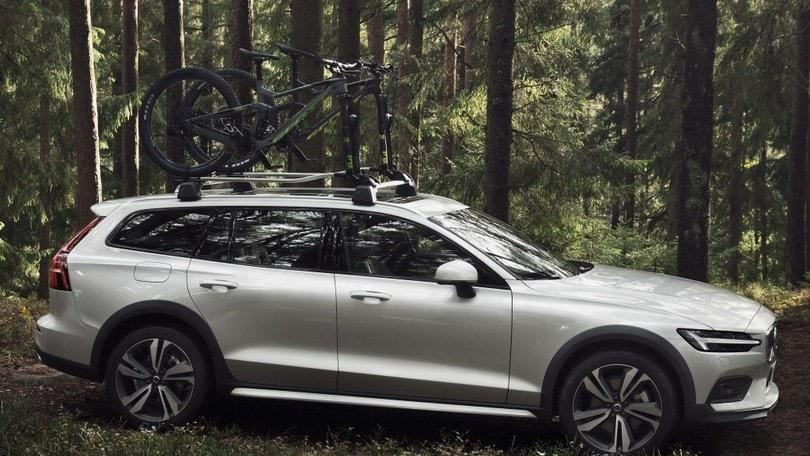 VIDEO   Nuova Volvo V60 Cross Country, test