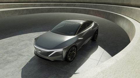 Nissan IMs concept: foto