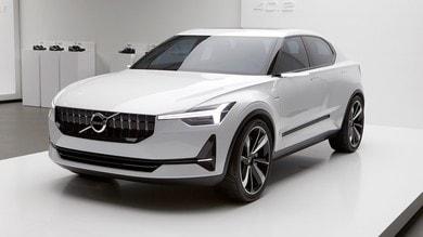 Volvo, da V40 a un futuro compatto e crossover