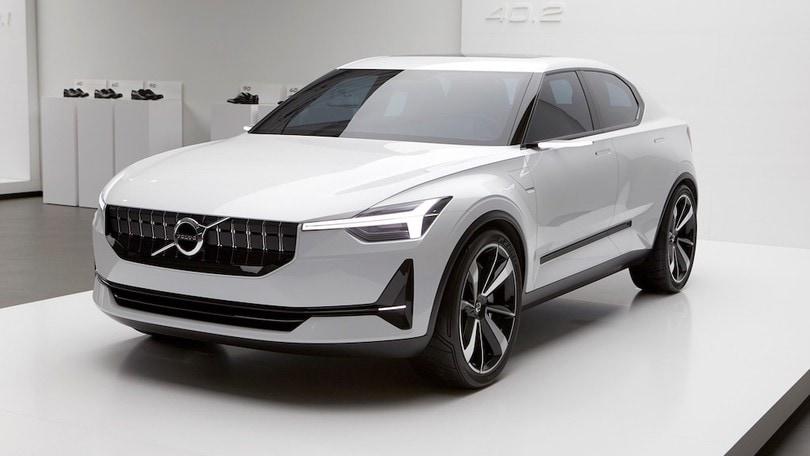 Volvo Da V40 A Un Futuro Compatto E Crossover Autoit