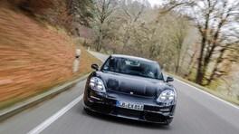 Porsche Taycan promossa da Rohrl