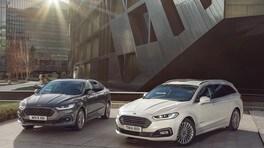Ford Mondeo, Wagon Hybrid e nuovi EcoBlue Diesel al debutto