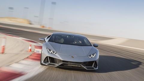 Foto: Lamborghini Huracan EVO, il test