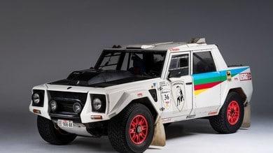 Lamborghini Urus, desiderio di Dakar