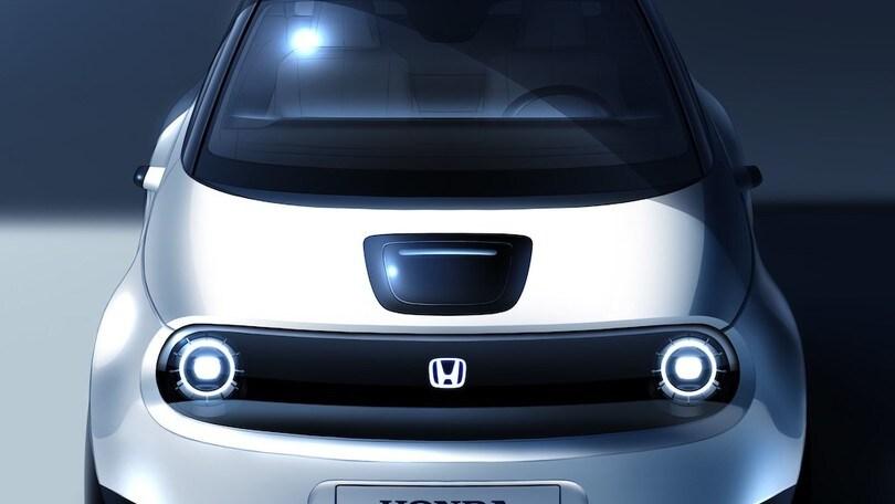 Honda Urban EV, a Ginevra da concept a realtà