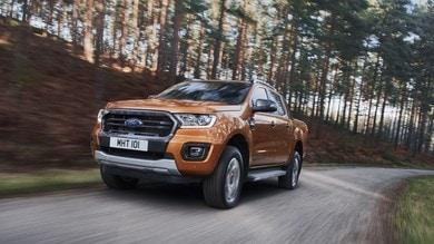 Ford Ranger 2019: pick-up aggiornato con i diesel EcoBlue