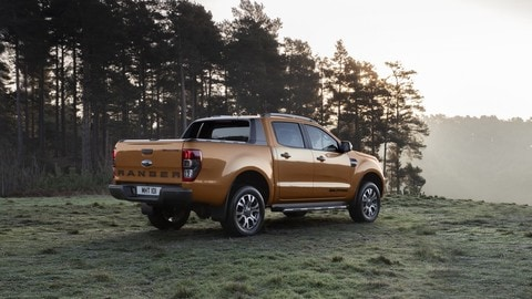 Ford Ranger 2019: foto